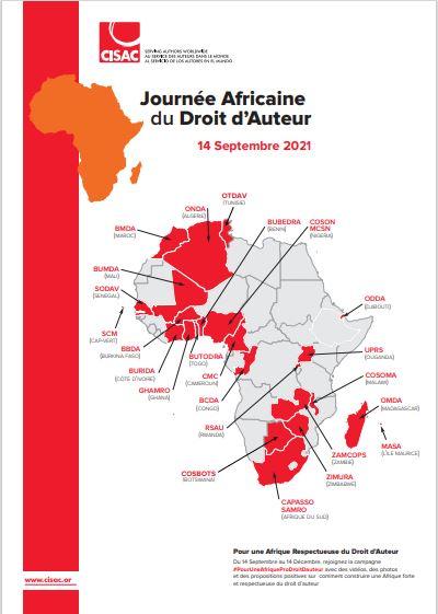 Journée Africaine du Droit d'Auteur